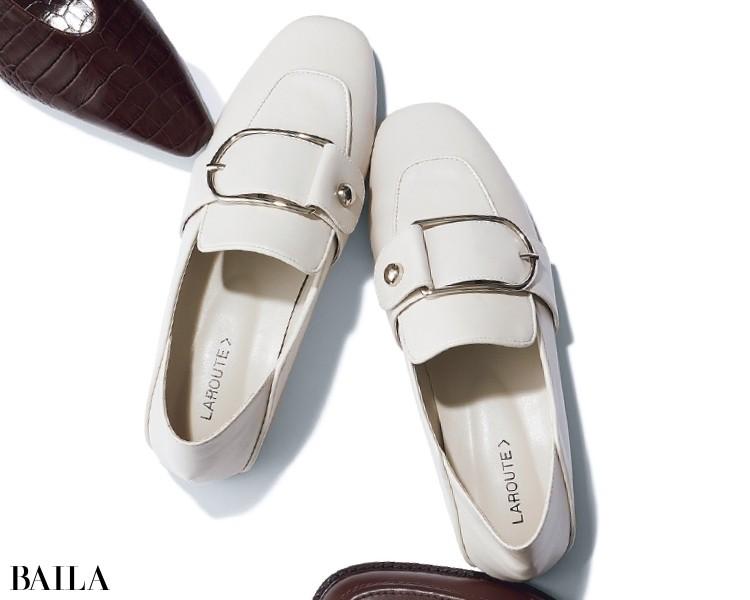 ラルートの靴