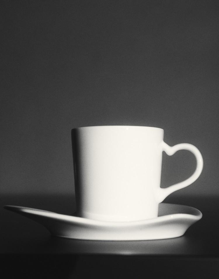 サンローランのコーヒーカップ&ソーサ