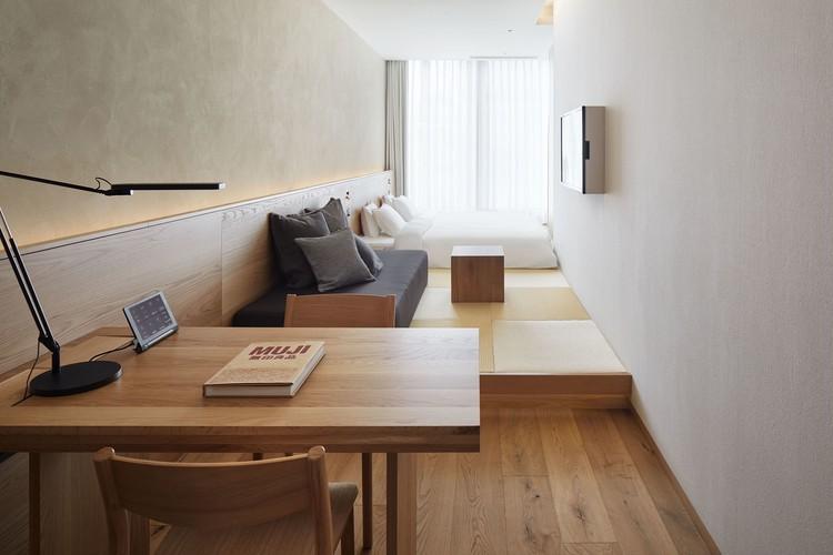 日本初上陸!【MUJI HOTEL】東京・銀座にオープンした無印良品ホテルを探検_3