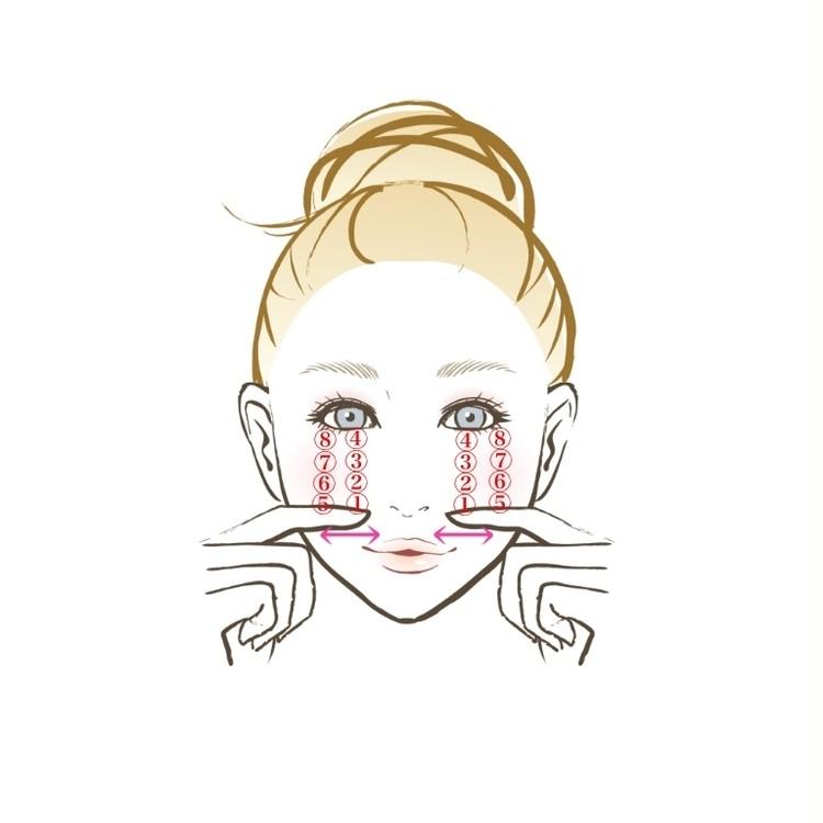 【顔筋ほぐしまとめ】オンライン会議3分前に!小顔&美声を作る簡単ケア_5
