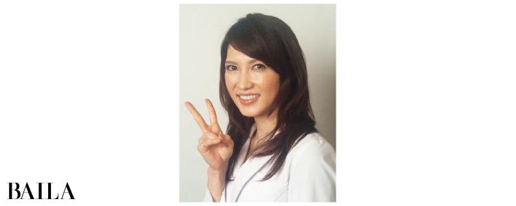 皮膚科医 友利 新先生30歳の頃