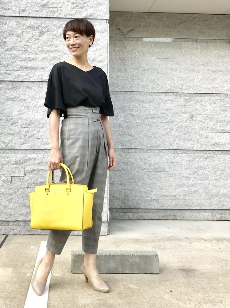 ¥990で大人女子も高見えきれい!【ジーユー(GU)】超高コスパTシャツ&トップス人気4選_6