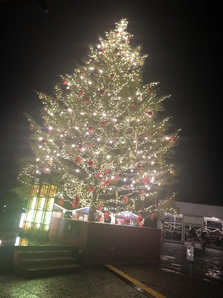 クリスマスマーケット♪とお気に入りスカートコーデ_2