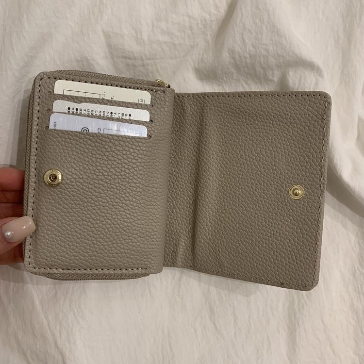 4月号付録は『Deuxieme Classe』ミニ財布♡_4
