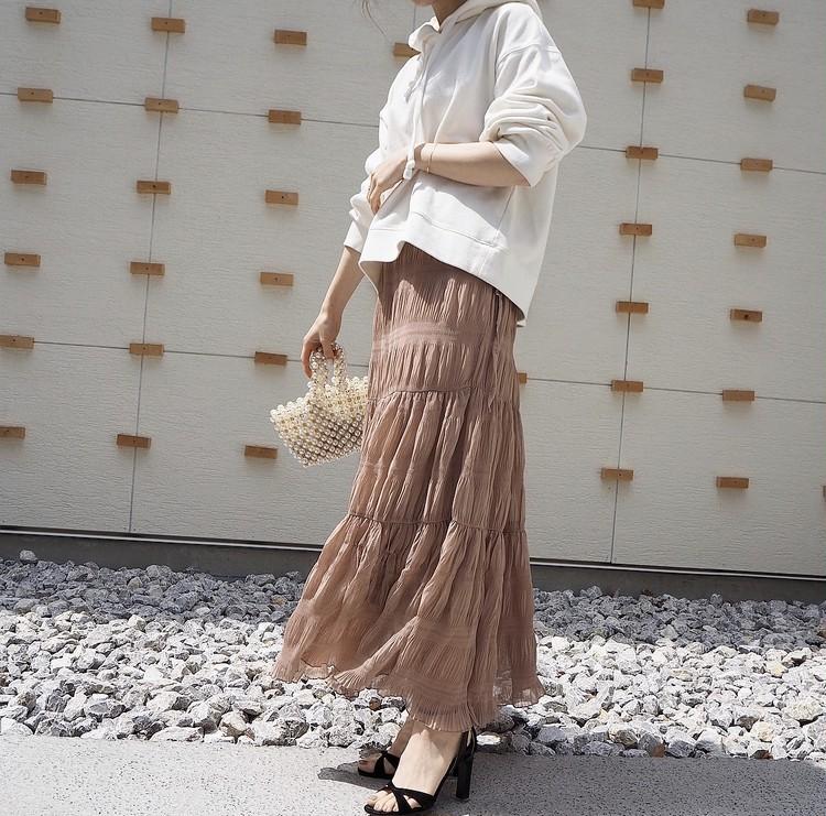 今季トレンドunder¥8000春夏きれい色プチプラコーデ♡_4