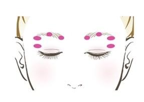 【顔筋ほぐし】3:目の周りの眼輪筋をほぐす