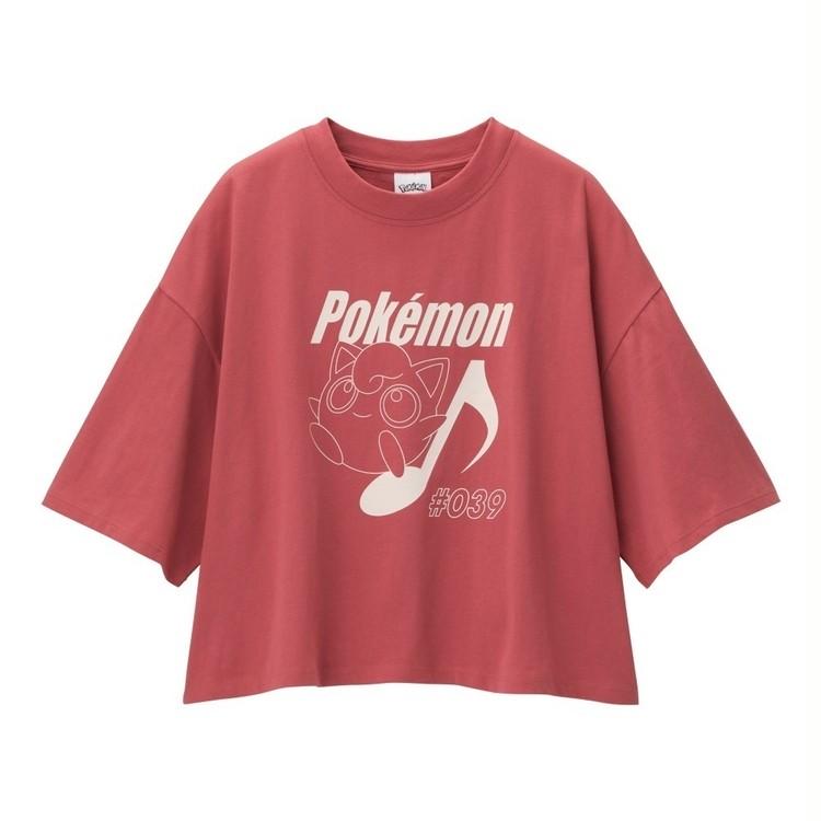 【写真】GU×ポケモンのパジャマ・Tシャツでお家時間を楽しく_14