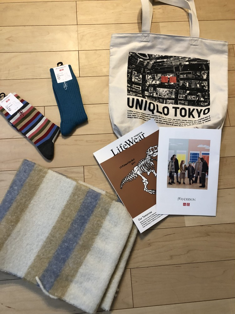 UNIQLO and JW ANDERSON2020年秋冬_14