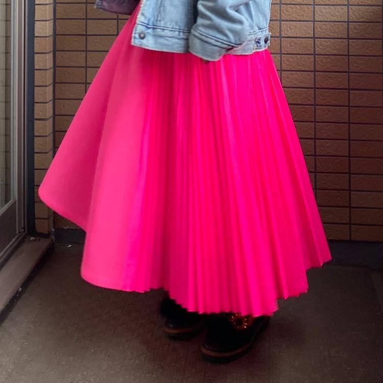 【OOTD】偏愛スカート♥私だけのお気に入り_3_2