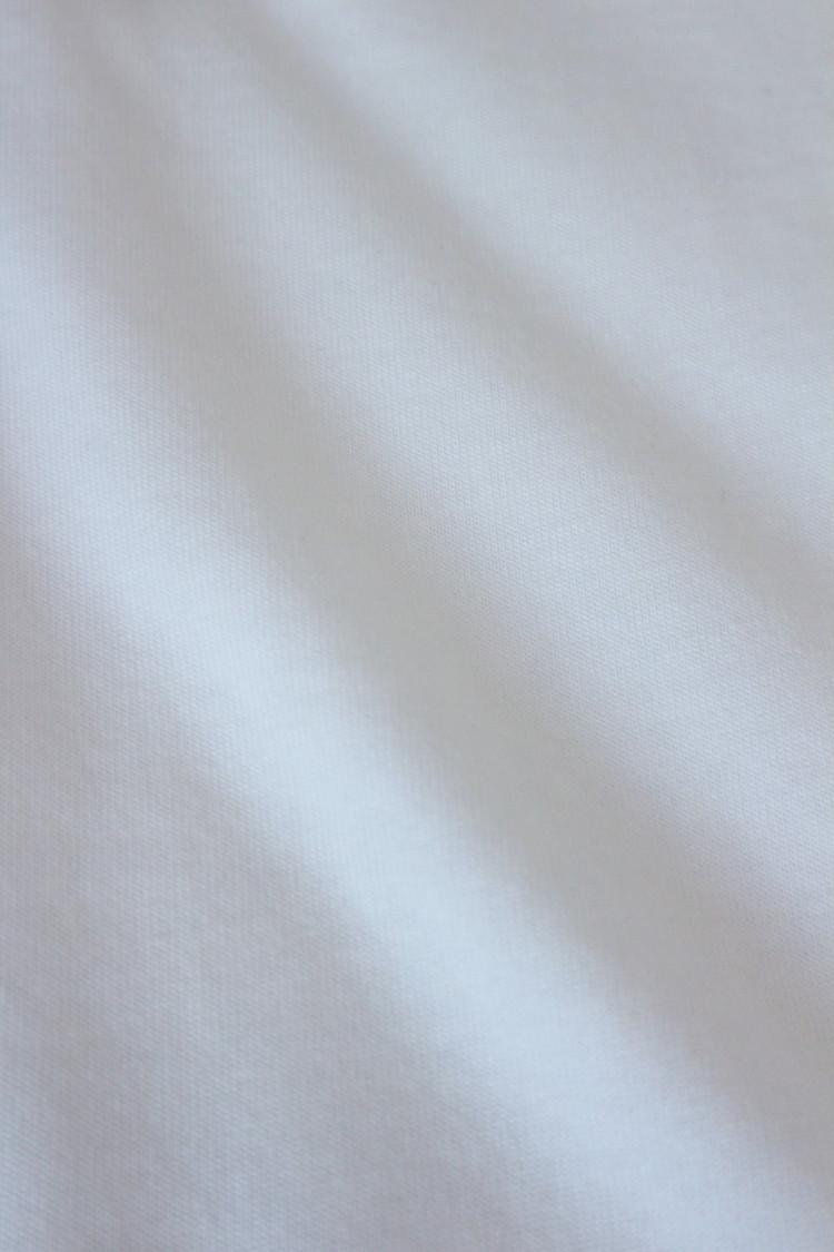 ZARAコットンTシャツ素材