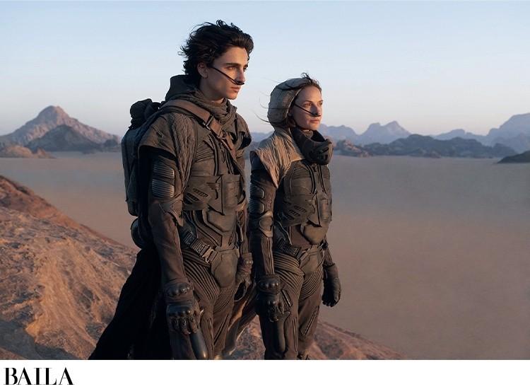 『DUNE/デューン 砂の惑星』圧倒的な映像体験とティモシー・シャラメがロマンをかき立てる!