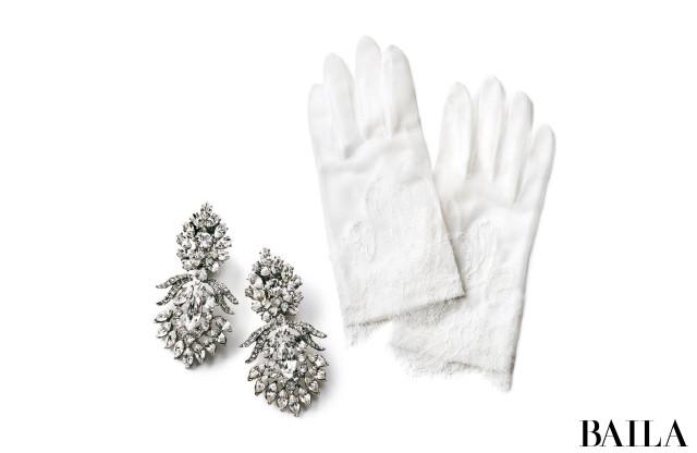 Earrings & Gloves