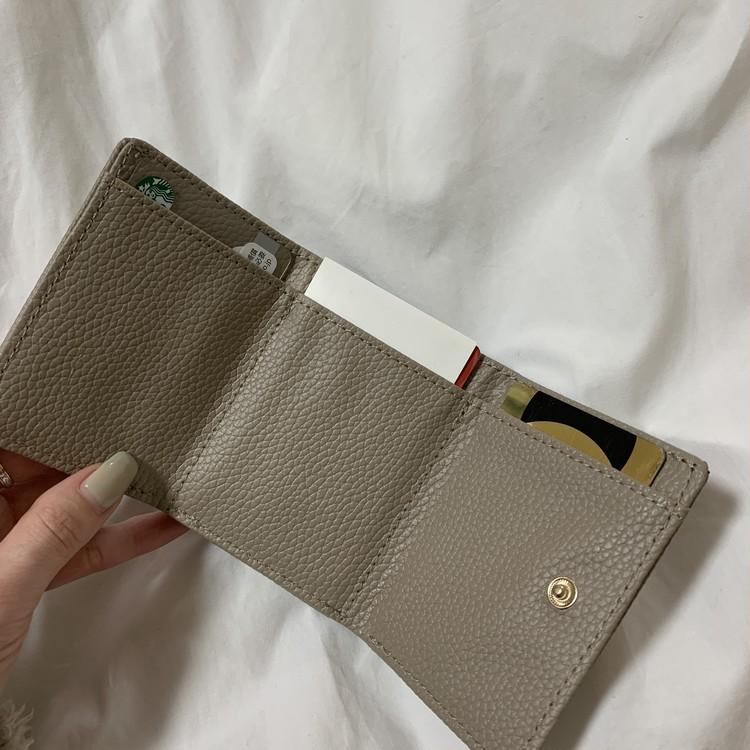 4月号の付録『Deuxieme Classe』ミニ財布♡_6