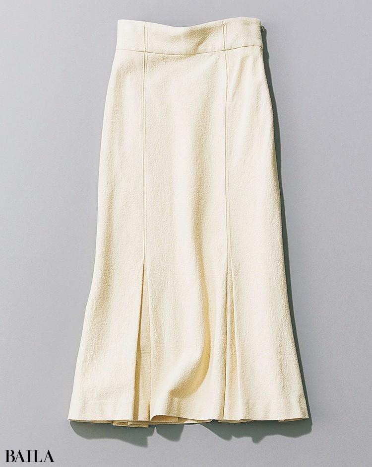 ミュラー オブ ヨシオクボのフレアスカート