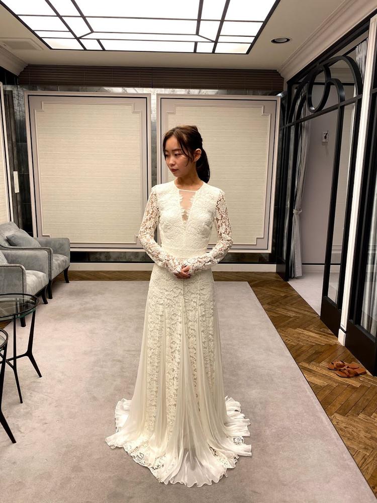 【Wedding】ドレス試着すべて見せます♡/最終編_3_1