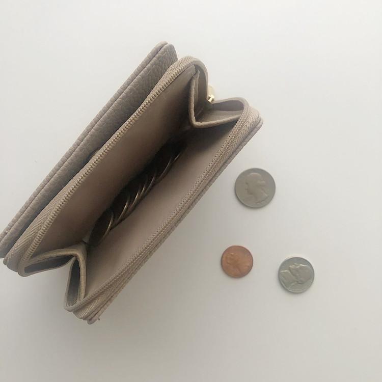 BAILA4月号が超豪華!Deuxieme Classeのミニ財布がついてくる!_2