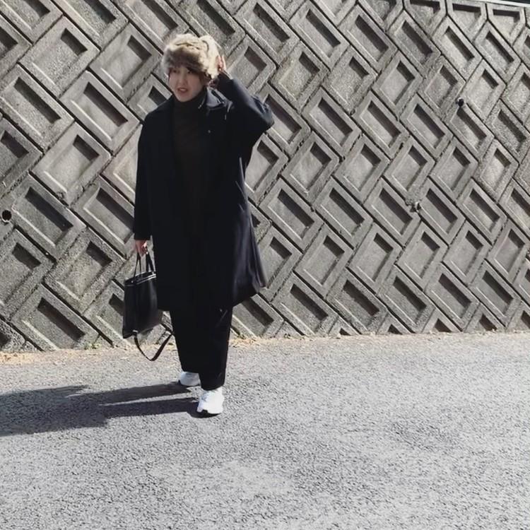 休日コーデ【京都・下鴨神社へ初詣】_4