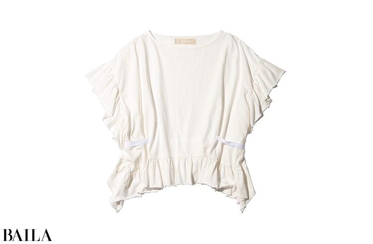 Tシャツ¥13000/ノーブル六本木ヒルズ店(アールジュビリー)
