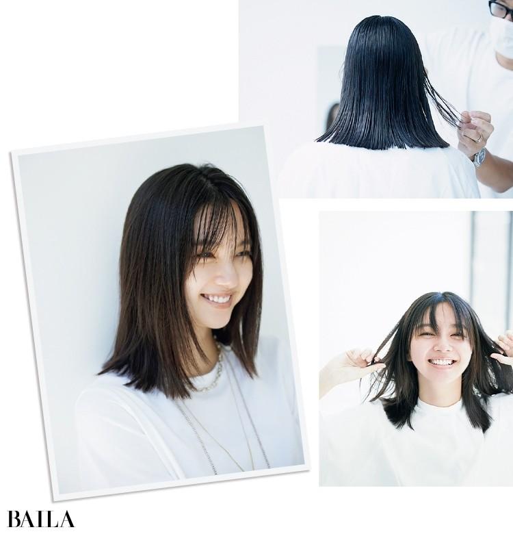 YUA's Brand-New Hair!