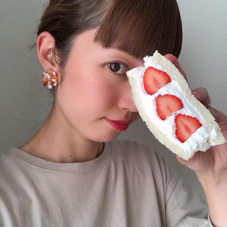 テイクアウトOK!王道のフルーツサンド♡_5