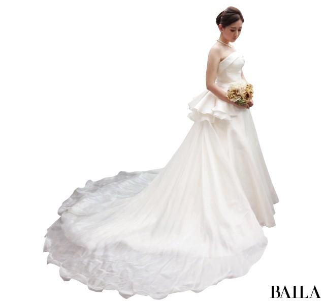 【スーパーバイラーズの花嫁ルポ】10年たっても絶対素敵な花嫁姿を拝見! _7