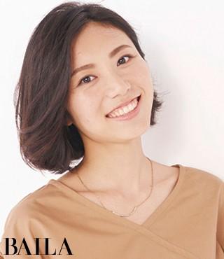 水谷綾香さん