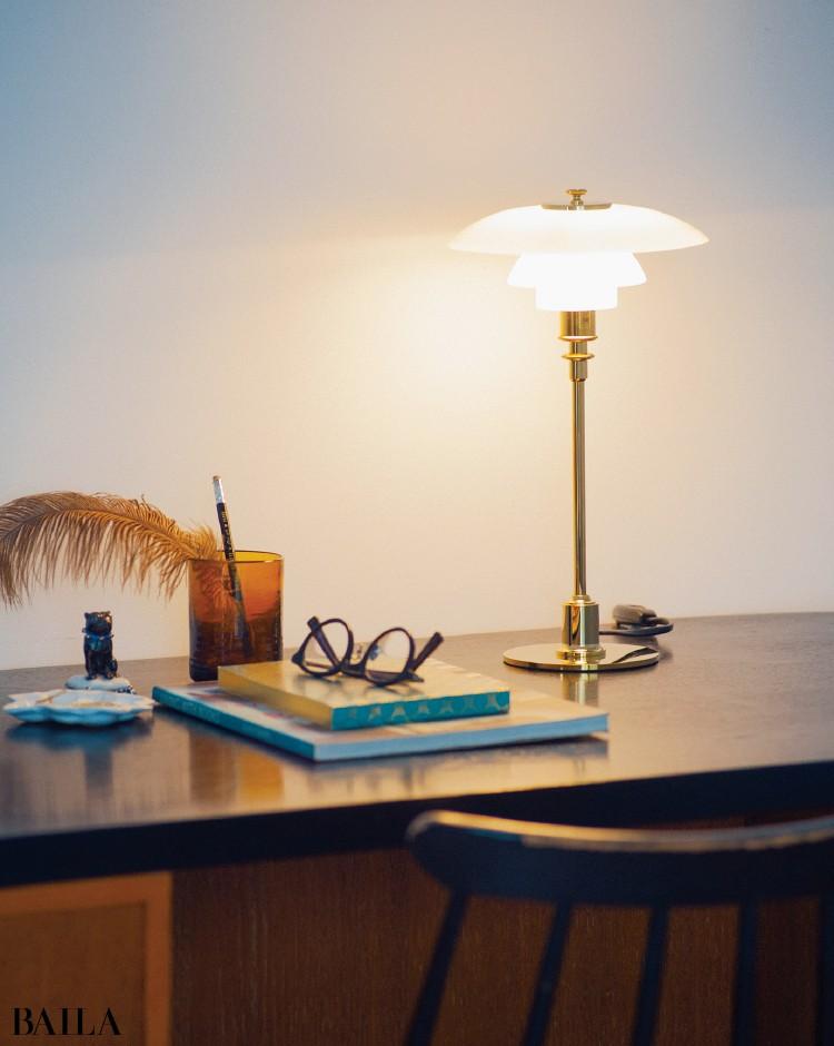 ルイスポールセンのテーブルランプ「PH2/1」