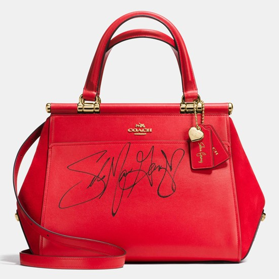 「COACH×セレーナ・ゴメス コラボレーションバッグ」プレゼントキャンペーンを8/17~8/31に開催!_1