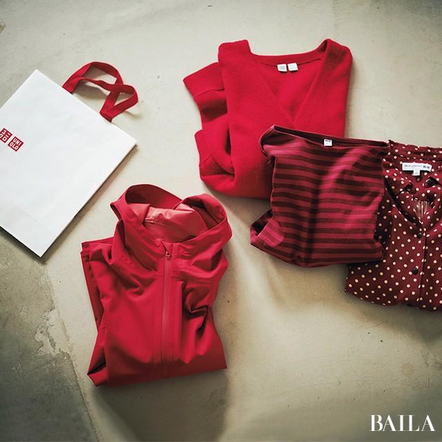 【ユニクロの赤い新作服】が30代のインスタに映える!(#秋のおしゃれToDoリスト)_1_4