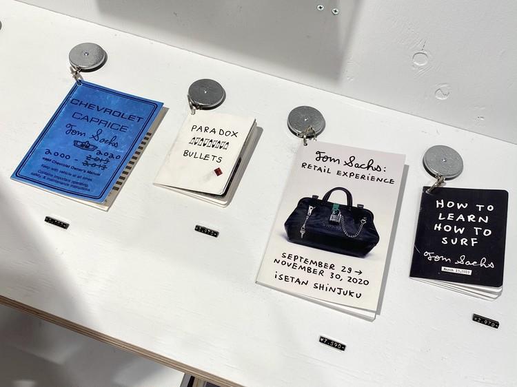 超人気アーティスト、トム・サックス(Tom Sachs)のアート小売体験を伊勢丹新宿店で!【エディターのおうち私物#155】_10