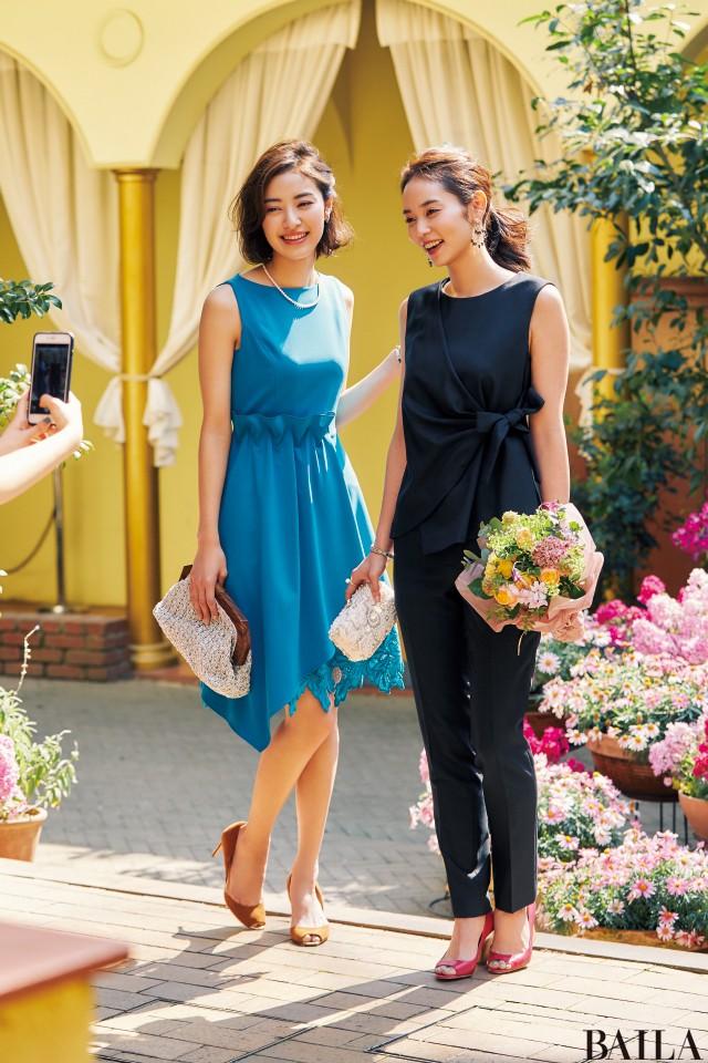 いまさら聞けない結婚式ゲストのドレスアップマナー【週末おしゃれスパルタ塾】_2_2