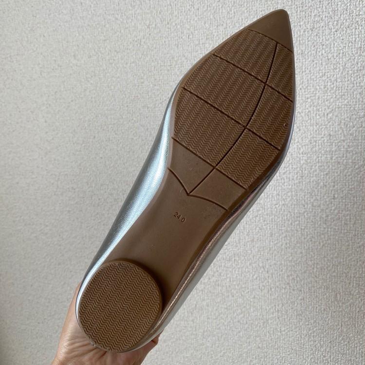 ¥2990で買える通勤靴向け隠れ名品♡【ユニクロ(UNIQLO)】のパンプスが圧倒的にはきやすい!_8