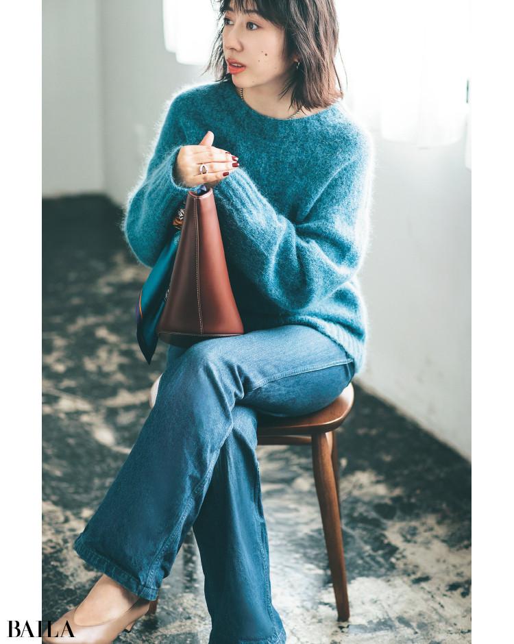 【30代スタイリストが私服でアンサーまとめ】リアルだから役に立つ。その冬服はもっと素敵に着られる!_28