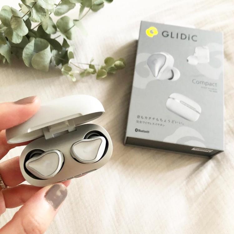 使いやすさ◎オススメのワイヤレスイヤホンは「GLIDiC」_1