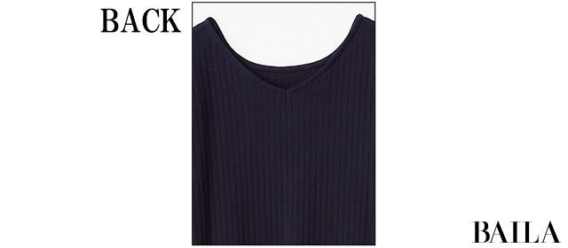 【甘め派・Tシャツ7選】フレンチシックTシャツで可愛げ+知的な印象をゲット!_4