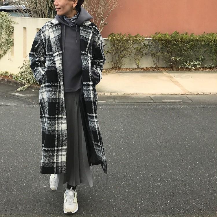 ¥3900コートに¥280タイツ【しまむら】 #しまパト で狙いたい本当にコスパがいい服はコレ!_5