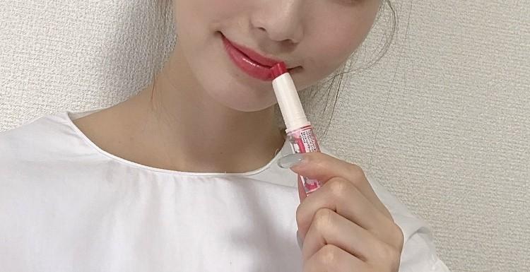 ¥580「保湿」「ツヤ」「UV」「発色」一本で叶えるプチプラリップ4色レビュー_5