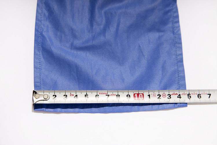 【フレイアイディー(FRAY I.D)】春新作のギャザーフレアスカートのウエストリボンの横の長さ
