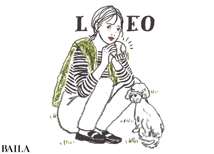 【獅子座】鏡リュウジの星座占い(2020年10月12日〜11月11日)