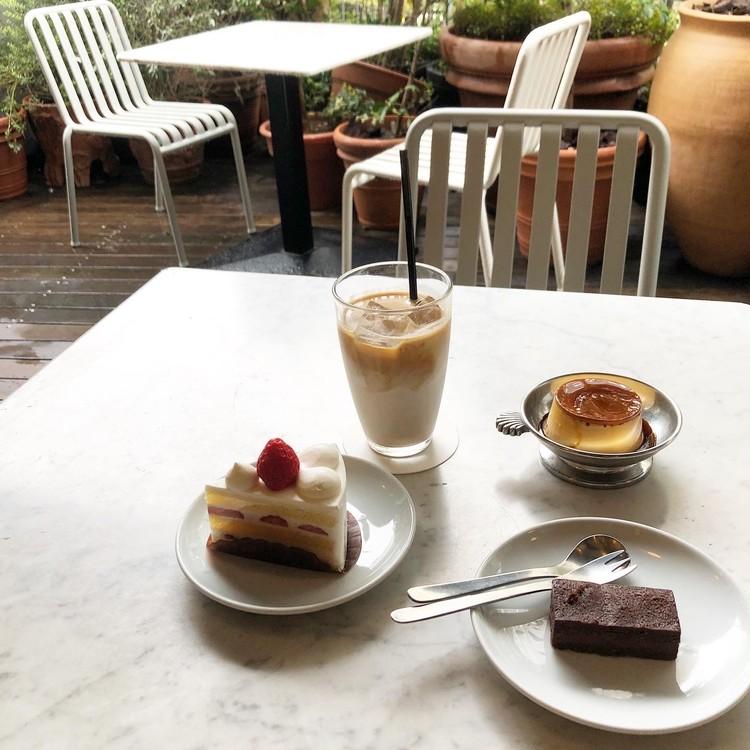 口の中でとろけるふわふわショートケーキを渋谷のカフェで…♡_5