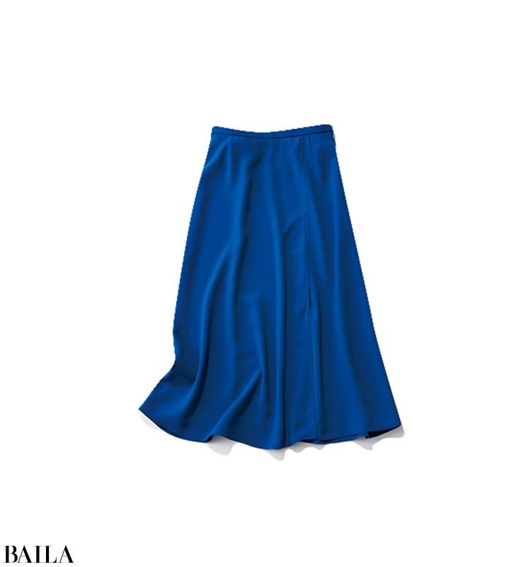 記念日デートの日は、ボウタイブラウス×タイトスカートのエレガントスタイル【2020/3/20のコーデ】_2_2