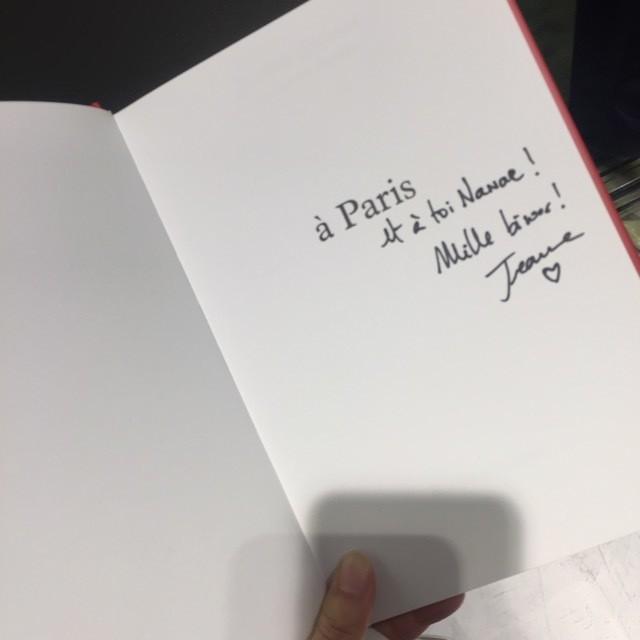 パリの超人気インフルエンサー、ジャンヌ・ダマスに会ってきた♡_1_7
