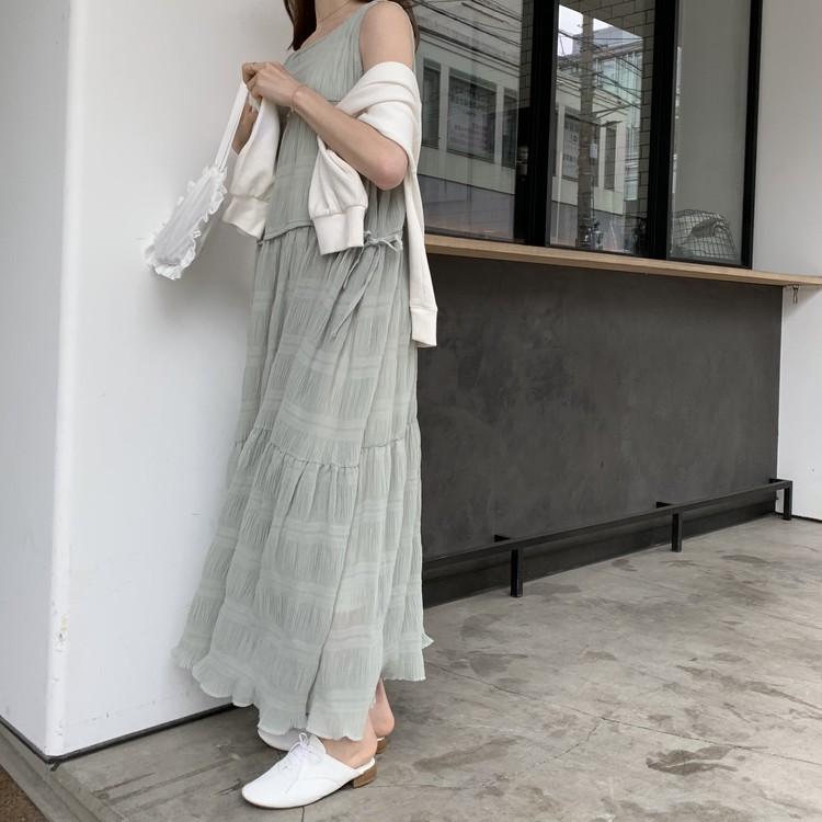 ALLプチプラ♡服&サンダルは「ブラウン」投入で高見え狙い!_11