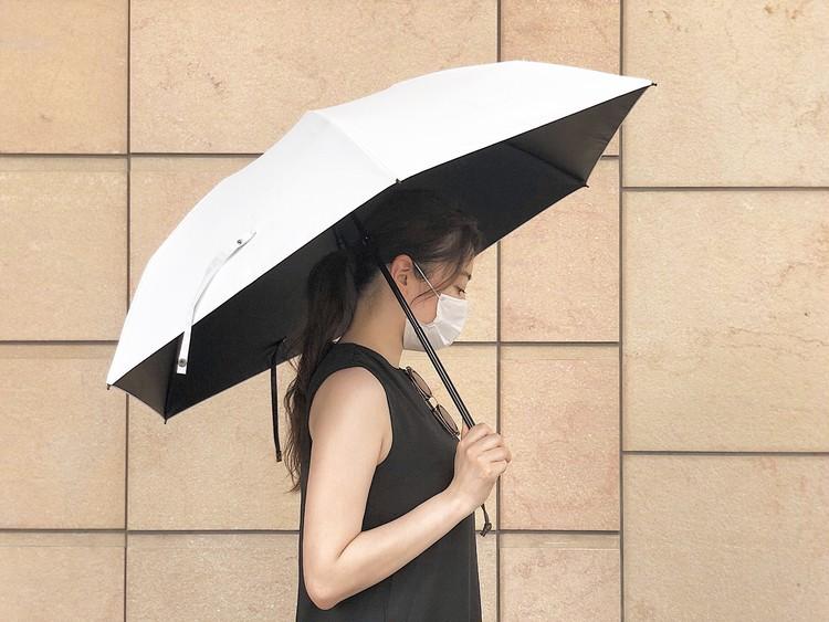 完全遮光!長く愛用できるサンバリア100の日傘を購入_1