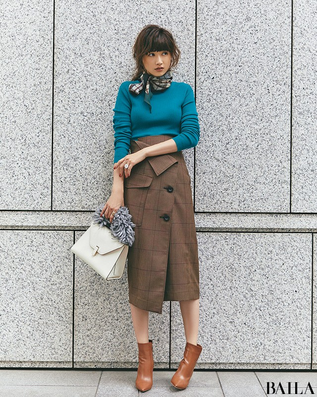 30代に人気! 秋冬の最新ショート&ミドルブーツコーデ30選【30代