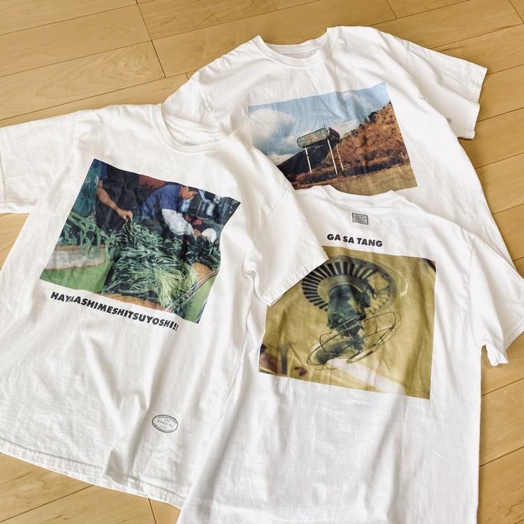 TANGTANGのGASATANG Tシャツ