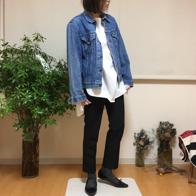 BAILA4月号付録ソックスコーデ集♡_3