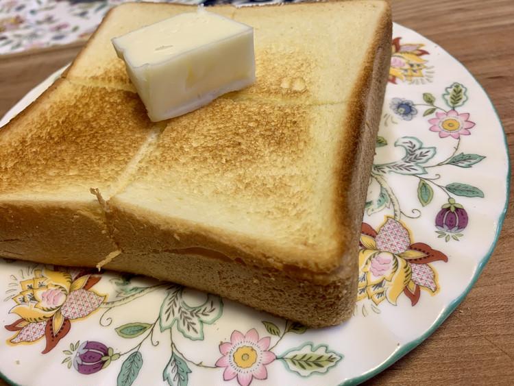 """【速報】モスの""""バターなんていらないかも(略)食パン""""を実食_4"""