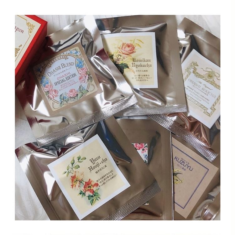 【1ランク上のギフトを】バレンタインにも♡お洒落な日本茶専門店_6