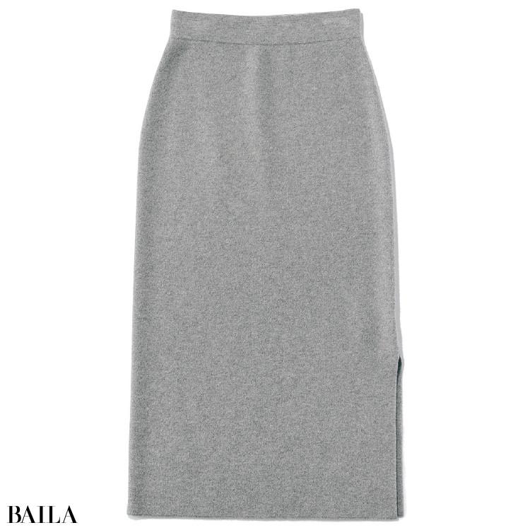 セオリーのスウェットタイトスカート